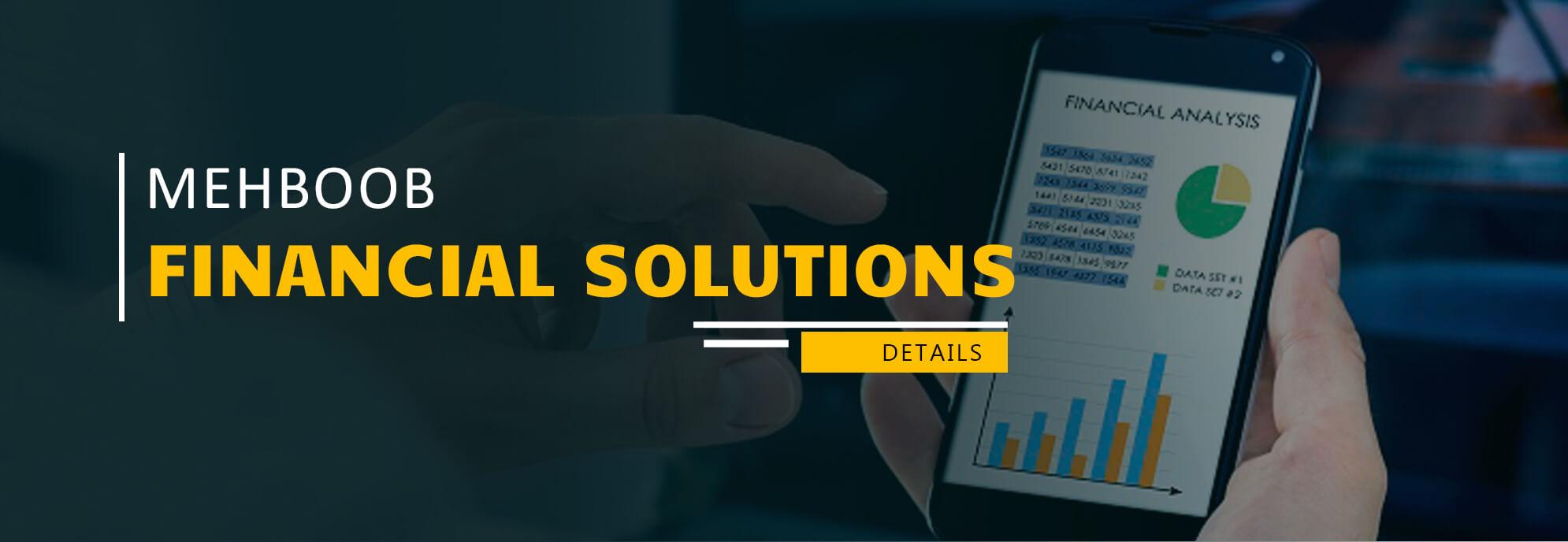 Mehboob Financial Solutions